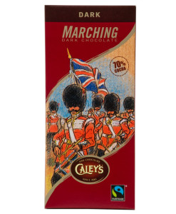 Marching Dark Chocolate