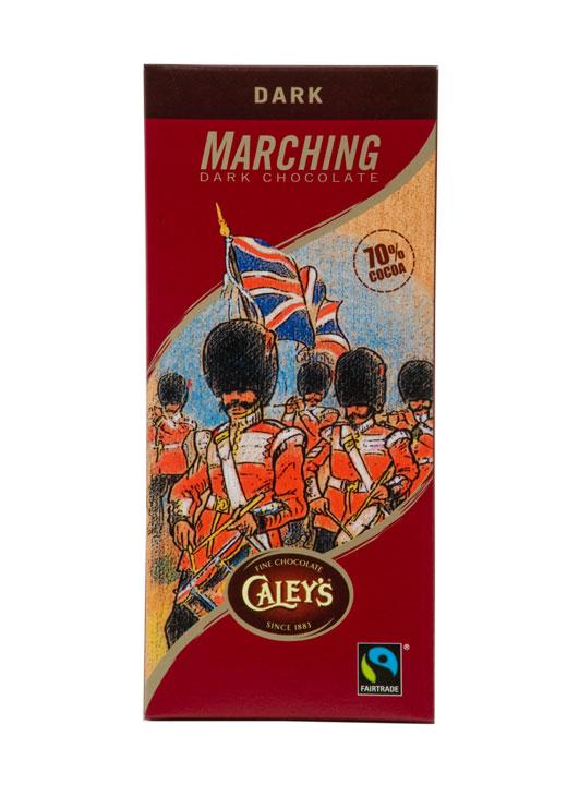 Marching Dark Chocolate