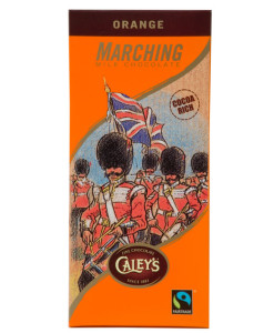Marching Orange Milk Chocolate