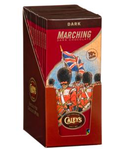 Marching Chocolate - 12 x 100g Dark
